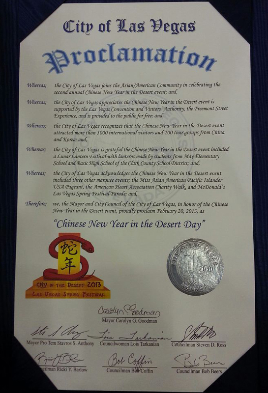 webCity of LV Proclamation